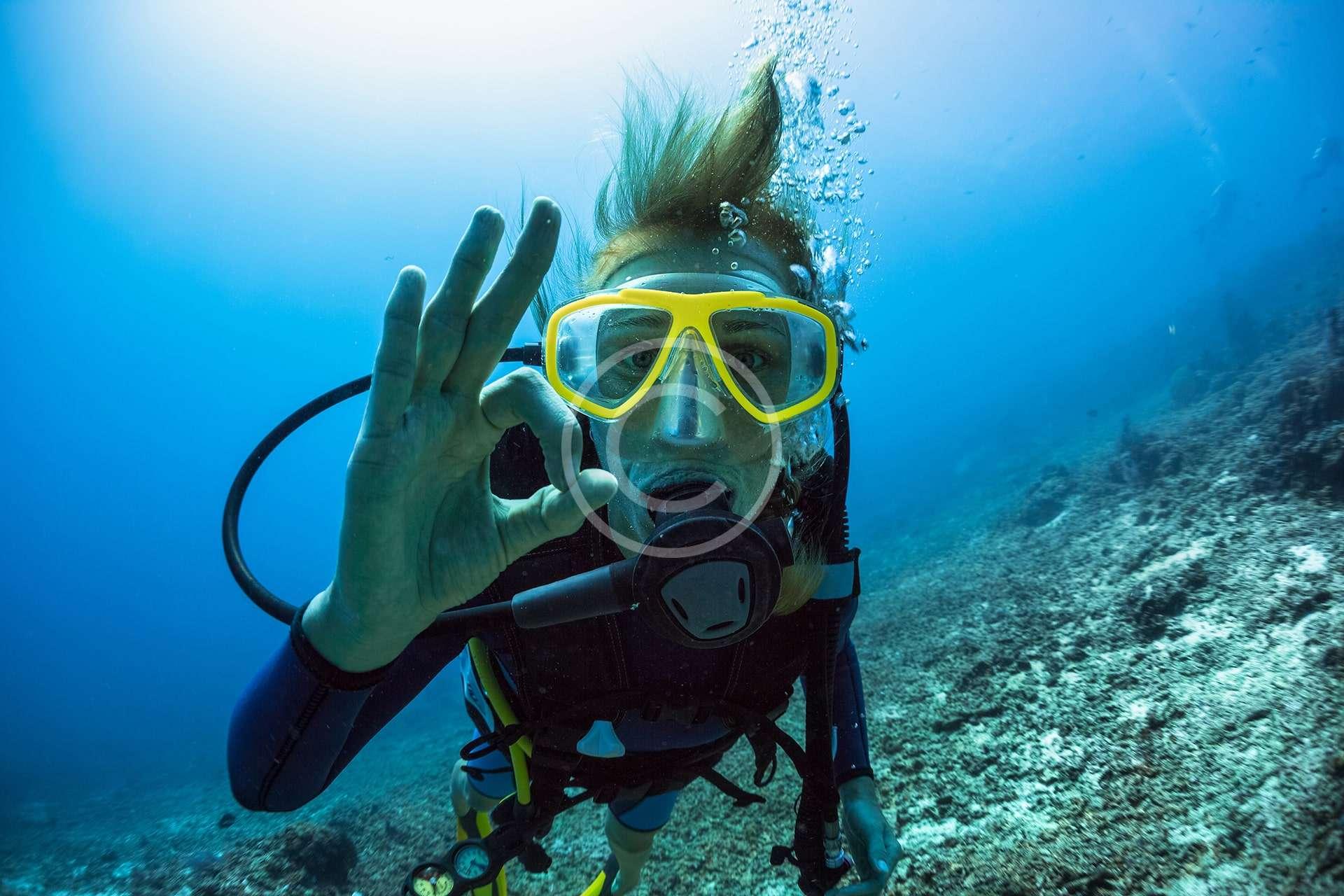 Open Water Scuba Diving